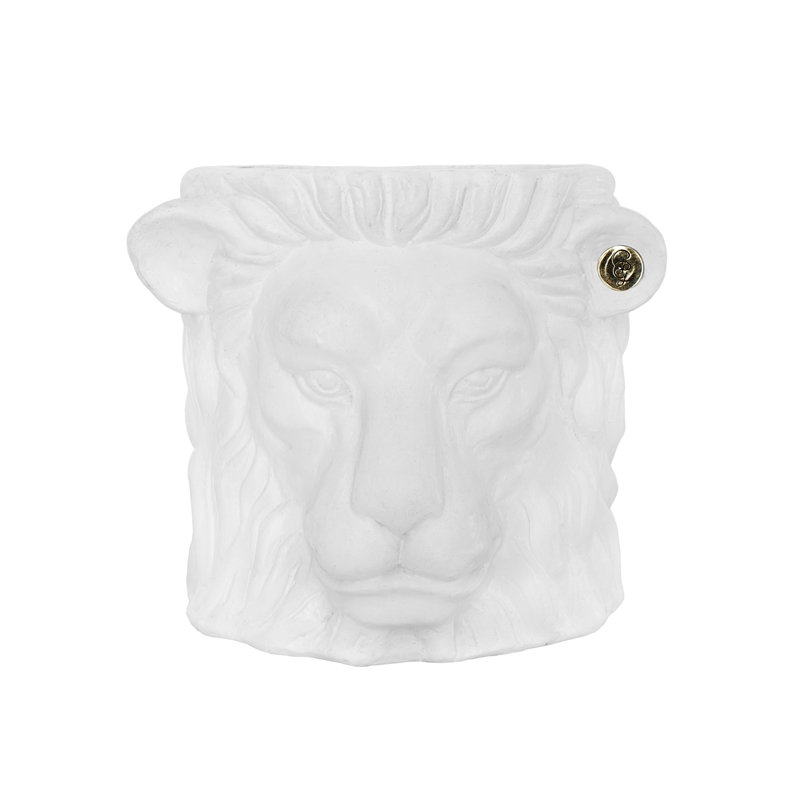 Garden Glory Lion Pot liten