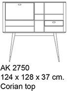Naver sekretär AK2750