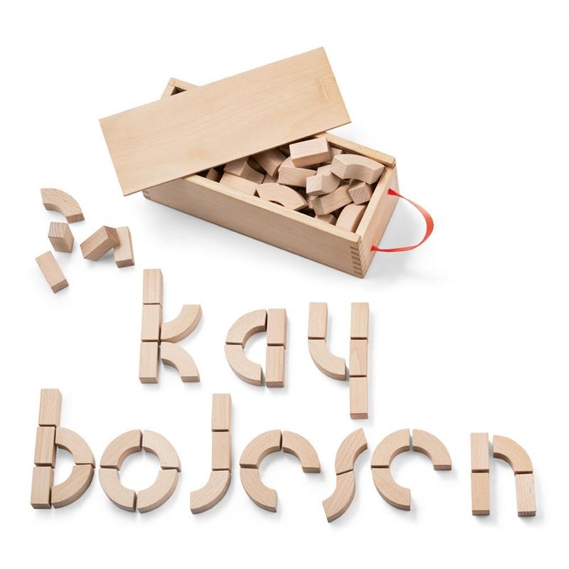 Alfabet - Kay Bojesen